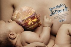 Adeevee - SPRS: Your child is what you eat