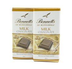 Bennetts of Mangawhai creamy Milk chocolate bar. Milk, Bar, Chocolate, Coffee, Drinks, Food, Kaffee, Drinking, Beverages