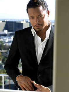 Terrance Howard....A man in a suit or jacket is just beautiful .