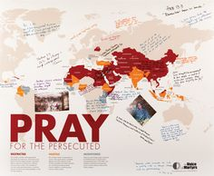 Kids of Courage - Pray for the Persecuted Church