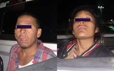 Los hechos en el Fraccionamiento La Hacienda; los agentes detuvieron a una pareja, un hombre de 29 años y una mujer de 19, y los puso a disposición del Ministerio ...