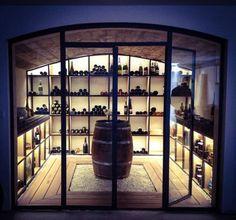 Cave A Vin: Cave à vin de style de style Moderne par De-Design