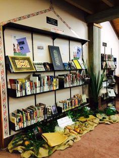 Matariki Library Display by Michele Ayres