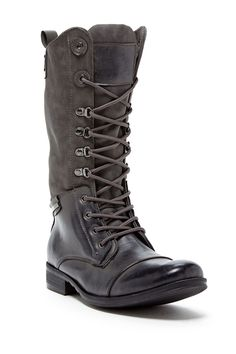 I don't have really tall boots like this, but I'm looking for ones.