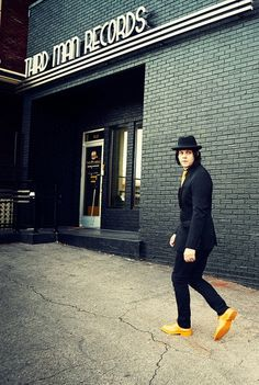 Jack White... Nasville... I wanna go !!