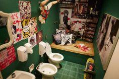 Projeto quer eleger os dez banheiros mais espetaculares de SP