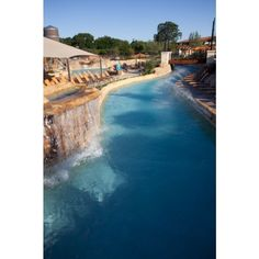 Lazy river at Gaylord Texan Resort