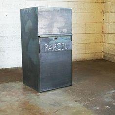 Parcel Drop Planter Marshana Sen Box Diy