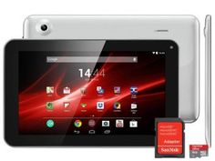"Tablet Multilaser M9 8GB Tela 9"" Wi-Fi - Android 4.4 Proc. Dual Core Câm. 2MP + Cartão 8GB"