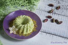 Budino al pistacchio - di Blackberry Pie #fuudly #ricette