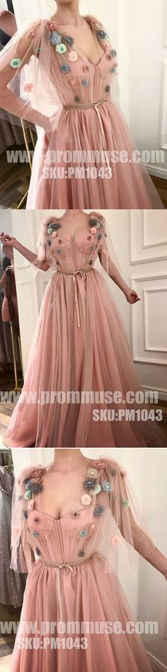 Charming Sweetheart Tulle Unique Formal Pretty Affordable Long Prom Dresses, PM1043 #promdress #promdresses #longpromdress #longpromdresses #eveningdress