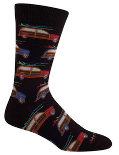 Woodie Crazy Novelty Socks for Men