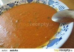 Gazpacho recept - TopRecepty.cz