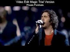 Josh Groban - At Concert Of Awake [Live] - YouTube