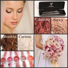 Be the blushing beautiful bride with Younique!!! Visit www.dreamlipsandlashes.com to see our beautiful products