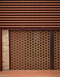 Italian architect Pietro Carlo Pellegrini has reimagined an early century industrial brick complex once home to a brick manufacturing plant. Brick Masonry, Brick Facade, Tropical Architecture, Architecture Design, Brick Design, Facade Design, Lampe Art Deco, Brick Works, African House
