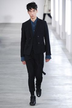 No.21 - Autumn/Winter 2016-17 Menswear Milan Fashion Week
