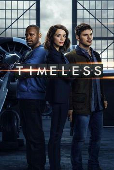 Timeless on NBC, Timeless has been renewed for a Second Season!!!!! ❤️