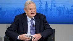 Soros-Connected Company Provides Voting Machines In 16 States in USA George Soros, Elizabeth Warren, States In Usa, Ukraine, Suit Jacket, Blazer, Jackets, Hawks, Europe