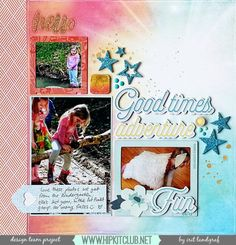 Loving this fantastic LO by our DT member Irit Landgraf created with our ! Hip Kit Club, Photographs And Memories, Making Waves, Simple Stories, Fancy Pants, Layout Inspiration, Scrapbooking Layouts, Happy Friday, How To Introduce Yourself