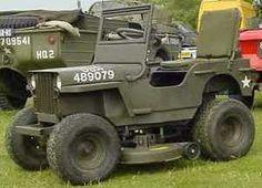 Mini jeep