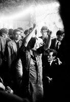 Steve Kahn Photography | Special Projects | Flamenco & the Gypsies  Young gitana in the Buñuelos  Féria de Sevilla 1967.
