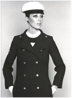 Marisa Berenson - Photo Brian Duffy 60's