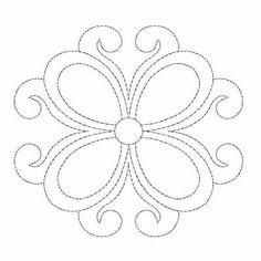 Quilting Stitch Patterns, Machine Quilting Patterns, Embroidery Patterns Free, Quilt Stitching, Machine Embroidery Designs, Quilt Patterns, Applique Designs, Quilting Stencils, Quilting Templates