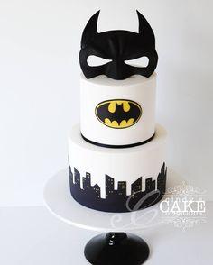 BATMAN wedding cake! Pretty much one of the... - Cindy's Cake Creations