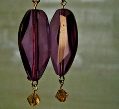 Handmade Earrings, Available on Etsy
