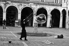 Pont Rialto, Venise by F2-Bokeh, via Flickr
