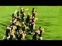 All Blacks (NZ Rugby) Haka