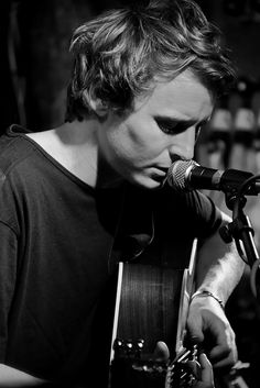 Ben Howard | met him a year ago, never heard of him, obsessed with everything he creates ever since.