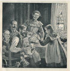 Cornelis Jetses Blond en Bruin III 1914 ill p 60 by janwillemsen, via Flickr
