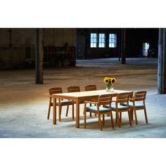 Floris table (tuintafel 91x91 - 152x91 - 213x91 cm)