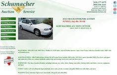 Schumacher Auction Services - Belleville Illinois.