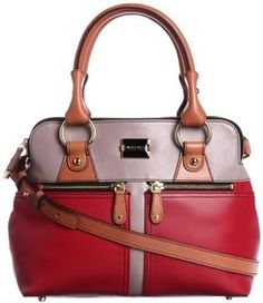 Red and brown satchel / ShopStyle(ショップスタイル): United Arrows ボストンバッグ - shopstyle.co.jp