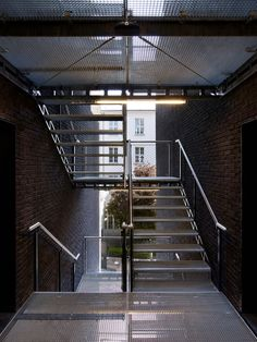 Student Residence in Paris,Courtesy of  lan architecture