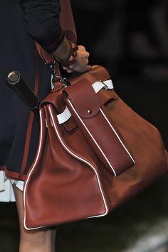 Hermès at Paris Spring 2010 (Details)