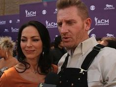 Academy of Country Music Awards - Joey & Rory - YouTube