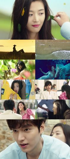 [Video] Fourth teaser video released for the #kdrama 'The Legend of the Blue Sea'