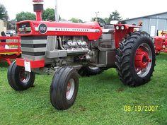Massey Ferguson 1150 by The Dover Steam Show, via Flickr