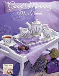 Goedemorgen friends