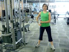 Get #strong & stable shoulders with this one awesome move! | via @SparkPeople #fitness #strongisthenewskinny