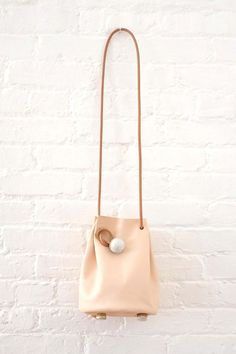 Miss Moss : Jujumade | accessories of handmade leather and hand sculpted ceramic