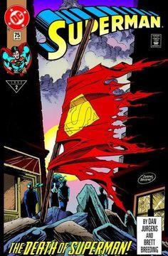 Superman #75 (Death of Superman).