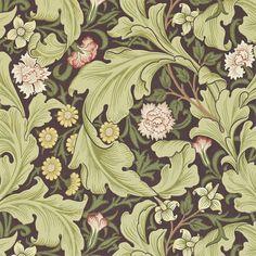William Morris Wallpaper | Home Wallpapers William Morris & Co Archive 2 Wallpapers Leicester ...