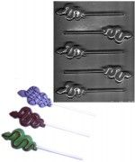 Snake Pop Candy Mold | Confectionery House