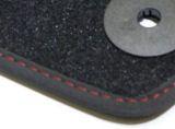Fabia II 07-14 - FRONT floor mats MONTE CARLO - LHD : superskoda.com