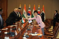 Seoul: Prime Minister Narendra Modi on Tuesday sought more South Korean investment in India, promising CEOs in Seoul a more stable and predictable taxation system, and emphasising that his government is working aggressively to make India a very easy place to do business.
